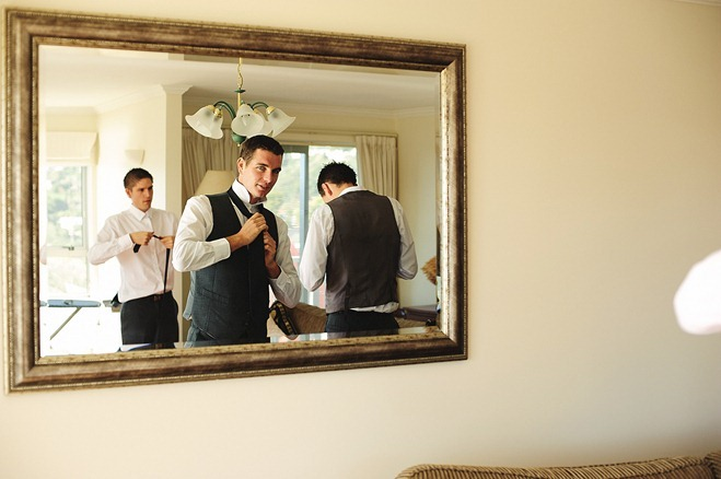 Groomsmen Preparation Mana