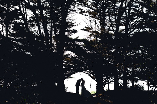 waikanae beach wedding photos
