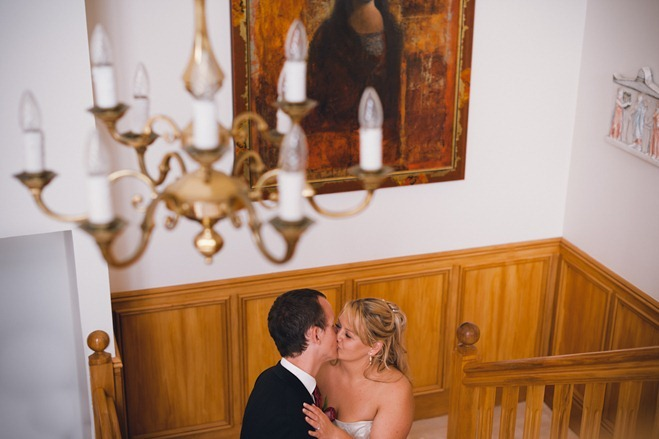 chandelier wedding photos