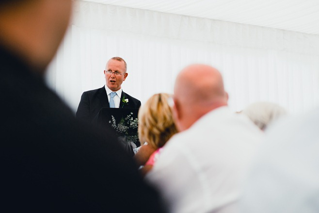 groom father speech