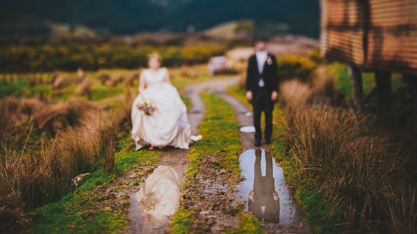 Whitemans Valley Wedding