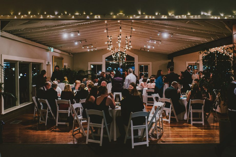 Boatshed Wedding