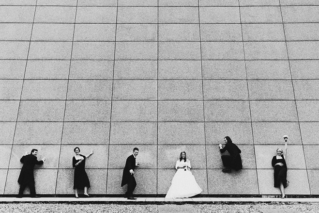 te papa wedding photo