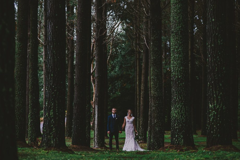 Tongariro Lodge Wedding Photo